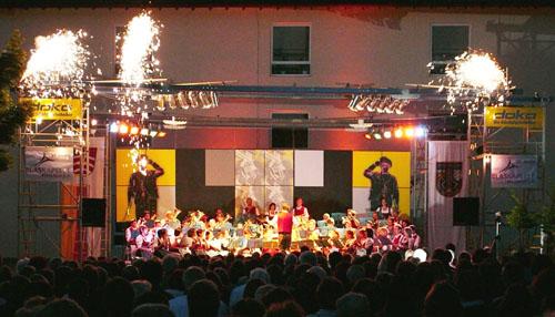 Jubiäumskonzert 2009