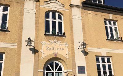 Ostergottesdienst am Rathausplatz 2021