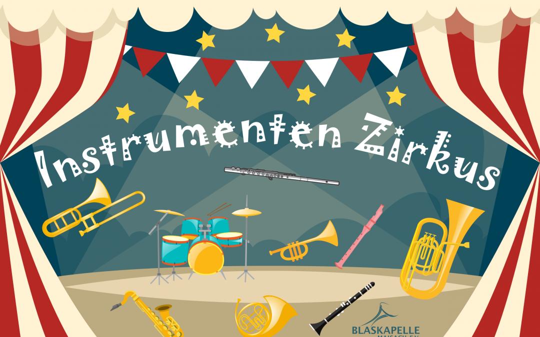 Instrumenten Zirkus 2018
