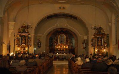 Impressionen zur Cäcilien Messe 2018